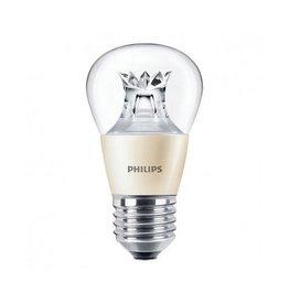 philip Philips LEDluster E27 4W 827 Helder MASTER Dimtone - vervangt 25W