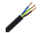 Neoprene (rubber) cable