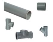 PVC indoor sewerage