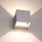 LED wandlamp 6 Watt 3000K tweezijdig oplichtend