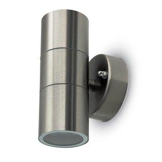 Wandlamp Rond Aluminium