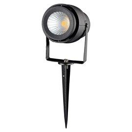LED garden spot, 12 watt 30 ° beam angle, waterproof