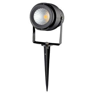 LED Garten Spot, 12 Watt 30 ° Abstrahlwinkel, wasserdicht
