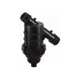 Y-filter PP 1 '' 120 mesh for dripping hose