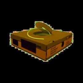Montagesnoer 1x2,5 groen/geel
