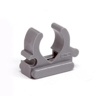 Mepac Klembeugel 16-19mm grijs