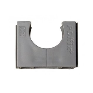 Pipelife Polfix klemblok Grijs 16mm