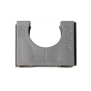 Pipelife Klemblok 19mm grijs