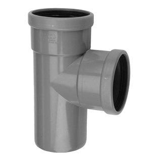 PVC RM-T-stuk 90° SN4 M/M/S