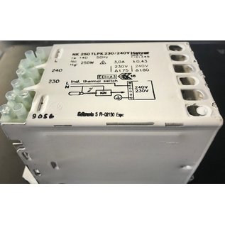 VSA met thermal switch 400W