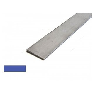 RVS strip 50 cm
