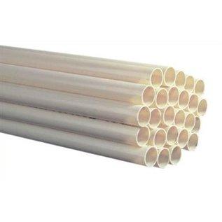 PVC elektrobuis creme 5/8'' - 16mm