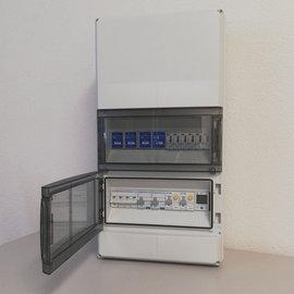 Control box LED