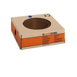 mounting cord brown 2.5mm