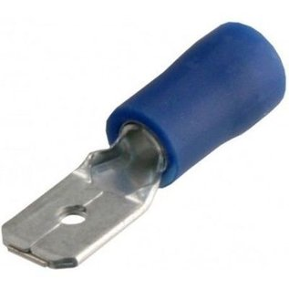 Klemko kabelschoen blauw