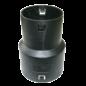 PVC Drainage verloopstuk (2x klikverbinding)