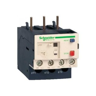 Schneider Electric TeSys Overbelastingsrelais thermisch
