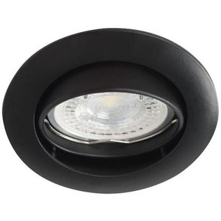 kanlux plafond spot, zwart