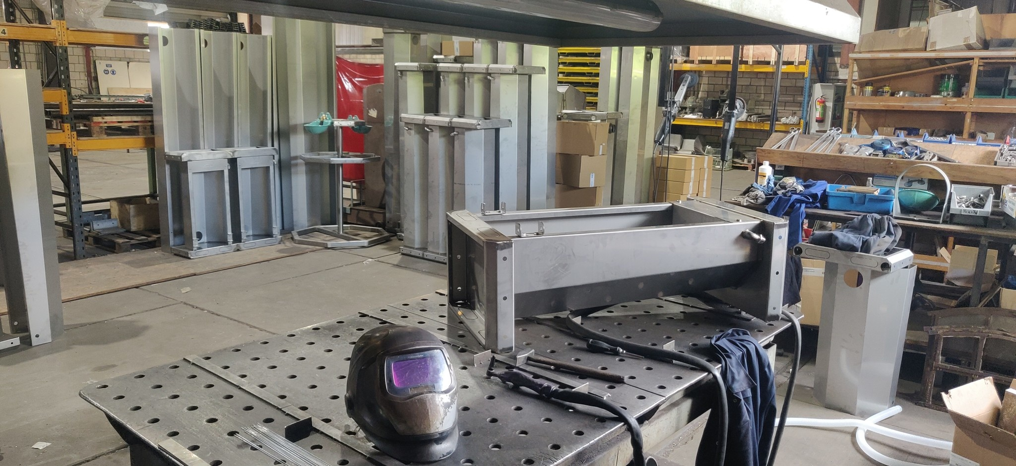Werkplaats Hagro Products