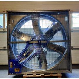 Stal ventilator EVK