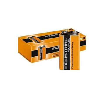 9V batterij