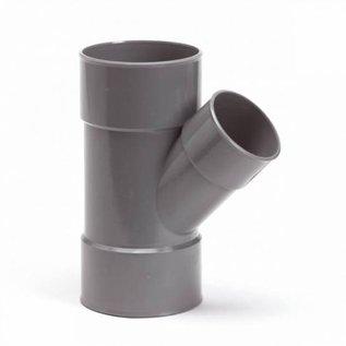 Wadal PVC L-T-stuk 45° 3M