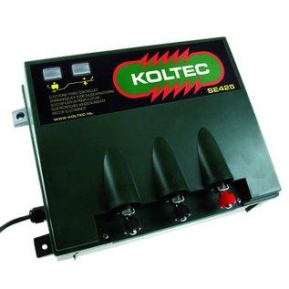 Lichtnetapparaat KOLTEC SE425, inclusief dig.voltmeter
