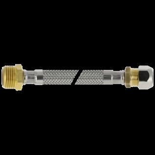 RVS flexibele slang 35cm