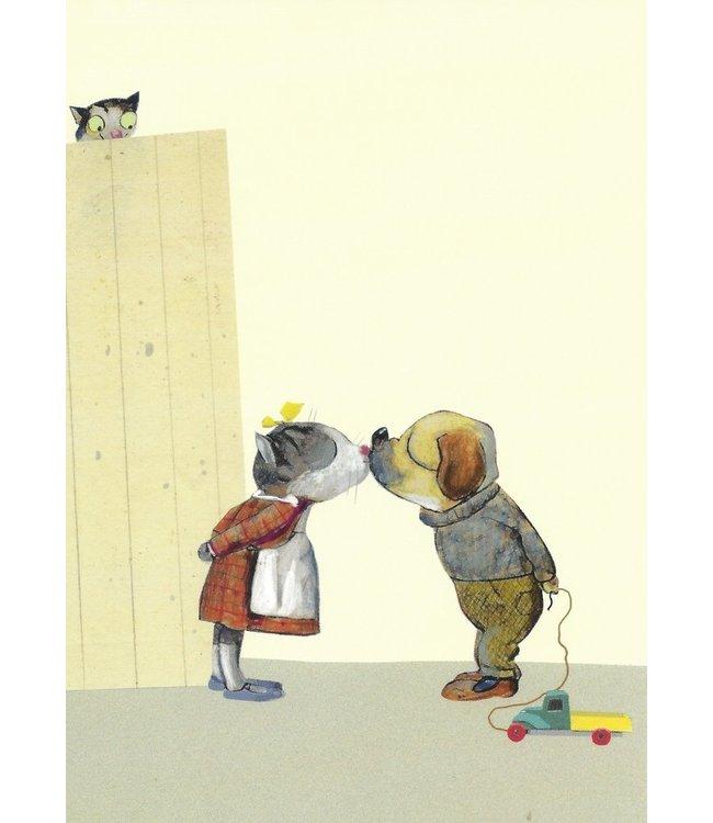 Peter Hammer Verlag Kussversuch