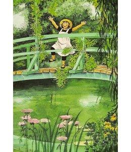 Hjelm Förlag Linnea im Garten des Malers