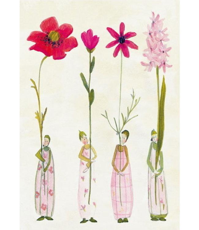 Grätz Verlag Blumenmädchen