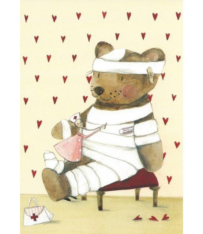 Grätz Verlag Kranker Teddy