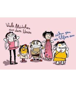 Peter Hammer Verlag Viele Mädchen aus dem Haus ....