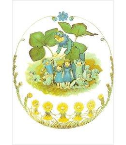 Hjelm Förlag Leberblümchenfamilie