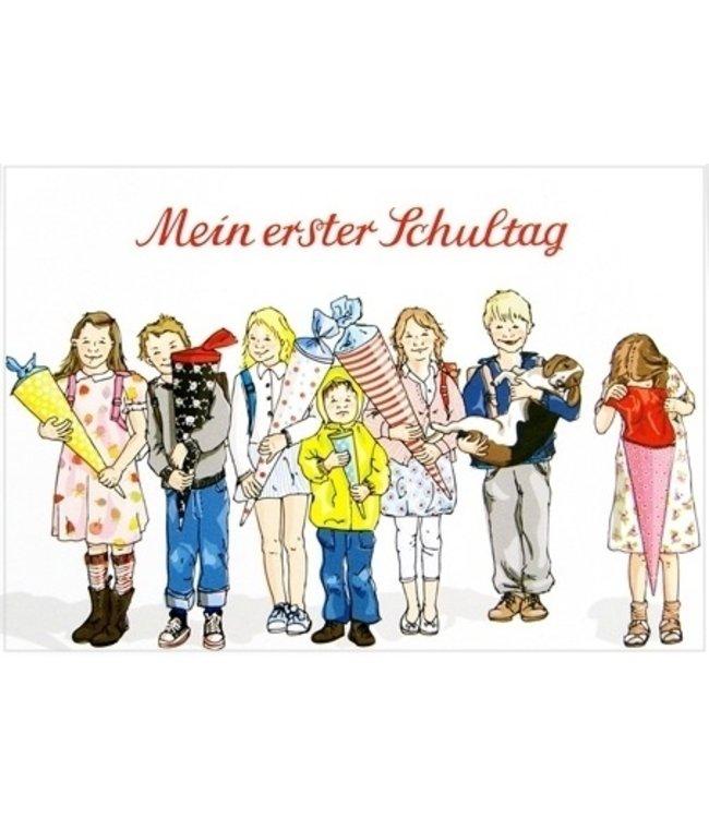 krima&isa Mein erster Schultag