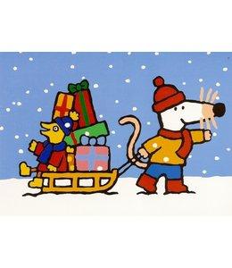 Hjelm Förlag Mausi feiert Weihnachten
