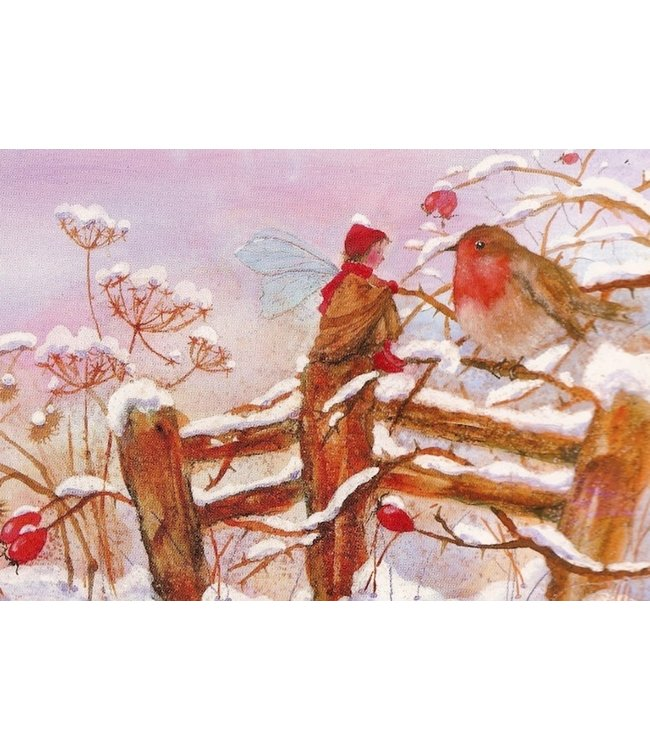 Daniela Drescher Elfenland im Winter