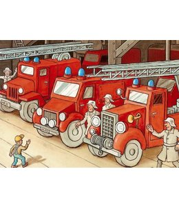 Hjelm Förlag Oscars Feuerwehr