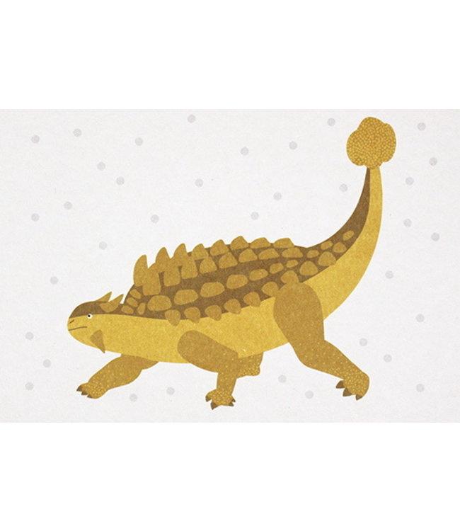 AVA & YVES Dinosaurier