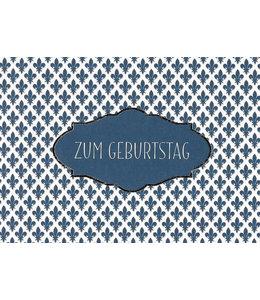 Taurus Cards ZUM GEBURTSTAG