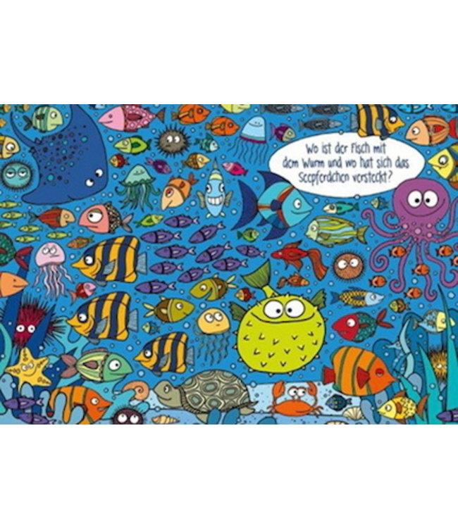 SKOWRONSKI & KOCH VERLAG Wo ist der Fisch mit dem Wurm?