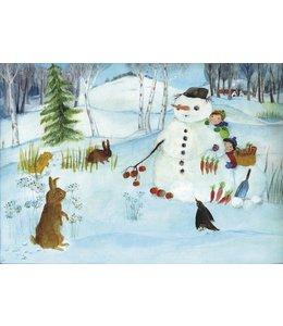 schnurkarten Winterzeit