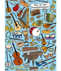 SKOWRONSKI & KOCH VERLAG Was ist kein Musikinstrument?