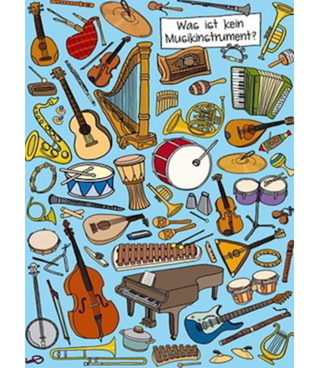 SKOWRONSKI & KOCH VERLAG Was ist keine Musikinstrument?