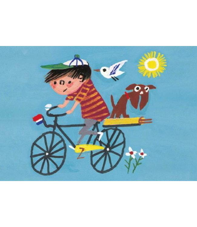 Fiep Westendorp Fahrradtour