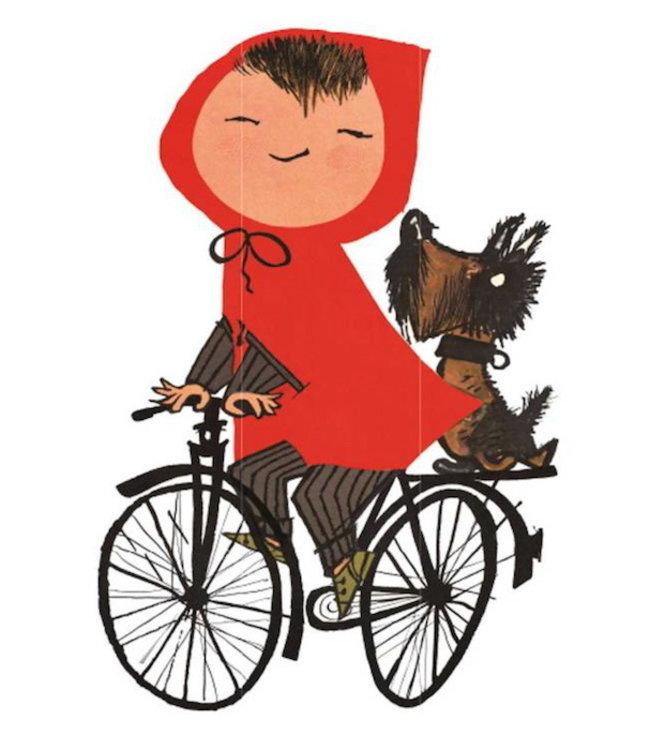 Fiep Westendorp Fahrrad