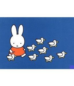 Dick Bruna Miffy und die Enten