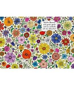SKOWRONSKI & KOCH VERLAG Welche Blumen sind gleich?