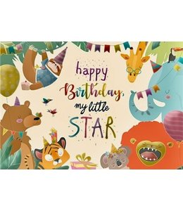 SKOWRONSKI & KOCH VERLAG happy Birthday my little STAR