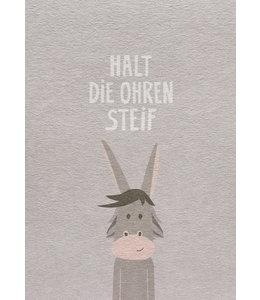 kartenmarie HALT DIE OHREN STEIF